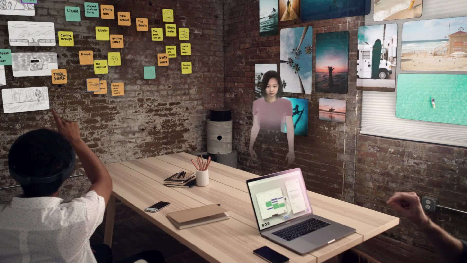 Spatial - Collaborate from anywhere in Augmented Reality